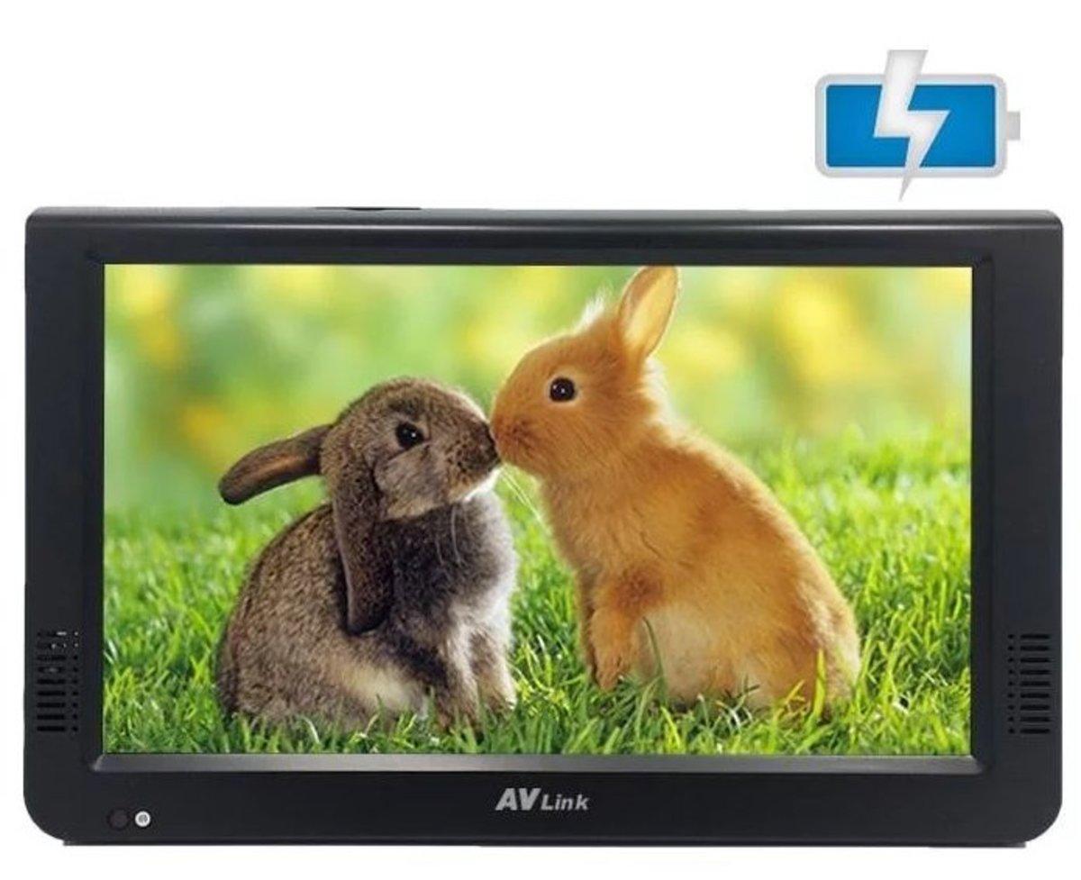 AV LINK LD1088TV 10.1吋 監控電視 HDMI + AV + VGA + USB + SD 輸入