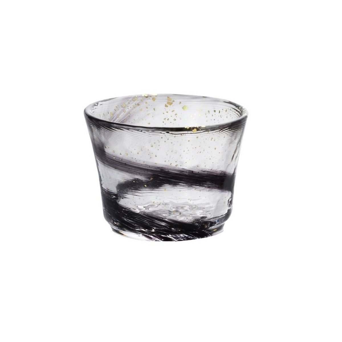 Ishizuka Sake Glass Cup Night Wind - 1pc F-49787