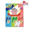 日本MonPetit Crispy Kiss 貓脆餅 奢華魚肉雞肉及三文魚味 180g 1211024