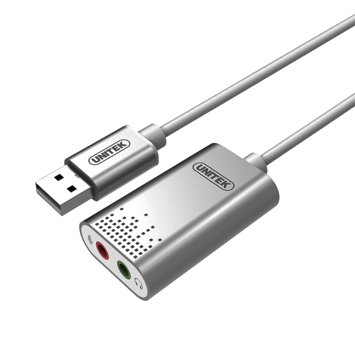 Y-247A USB to Stereo Audio Converter