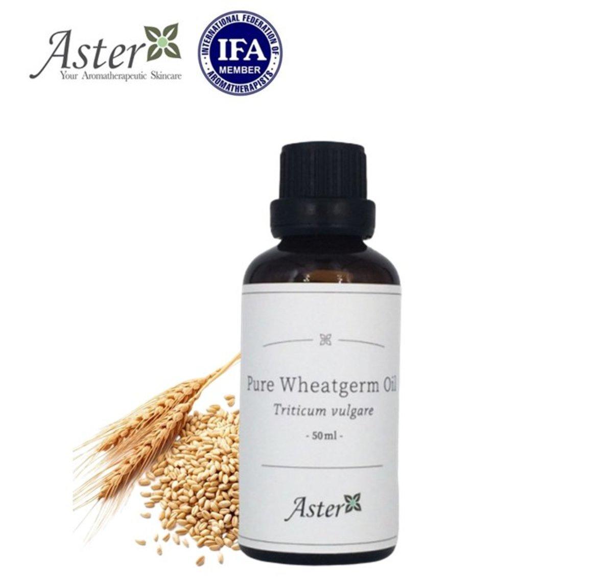 100% 純小麥胚芽油 (Triticum vulgare ) - 50ml