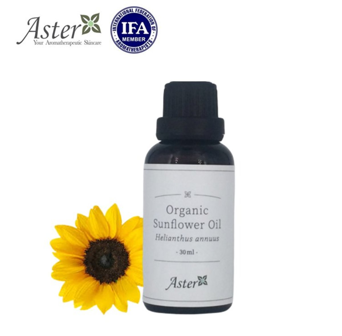 有機葵花籽油 (Helianthus Annuus) - 100ml