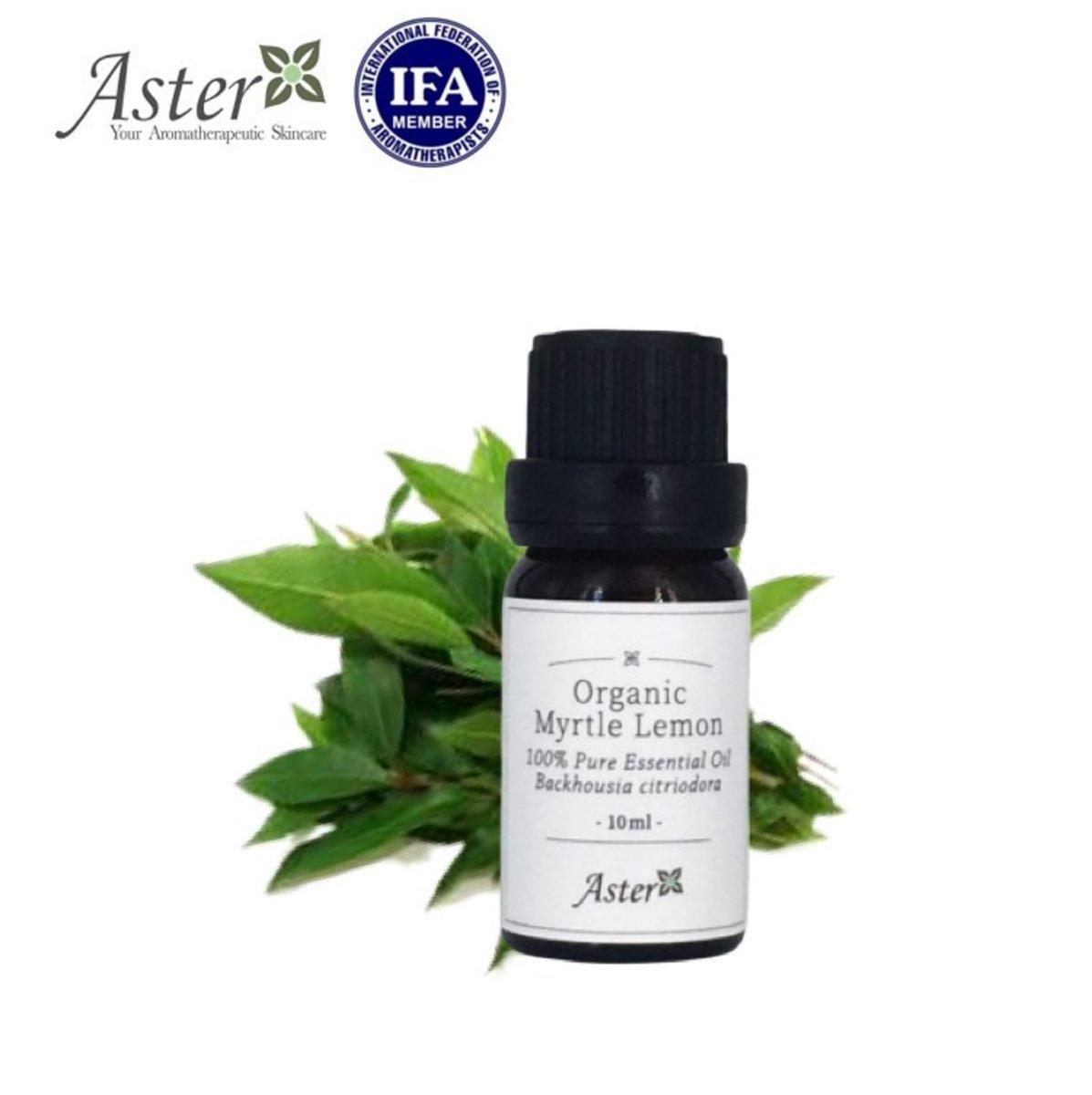 有機檸檬香桃葉香薰精油 (Backhousia citriodora) - 10ml