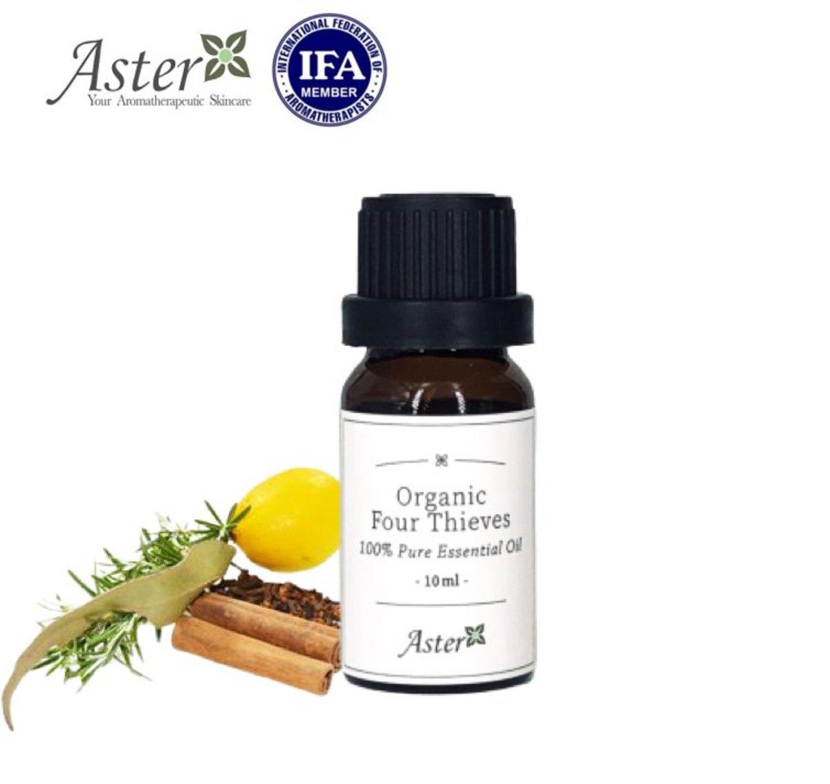 Organic Four Thieves Essential Oil - 10ml