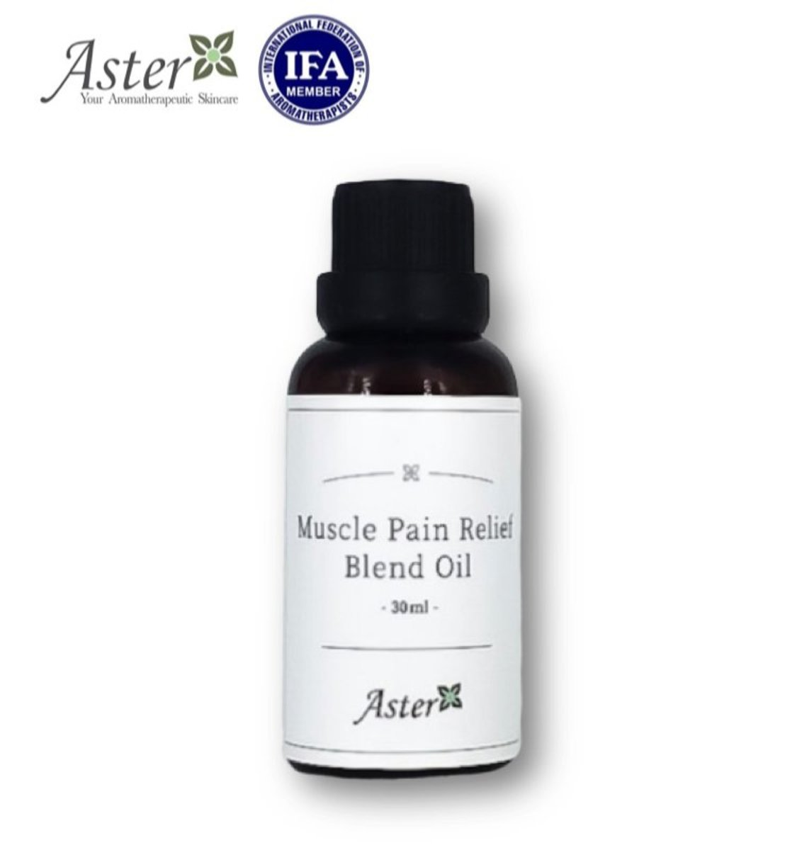Muscle Pain Relief Blend Oil - 30ml