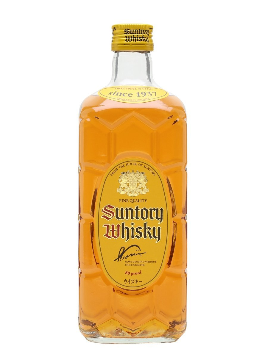 Suntory Kakubin Yellow Label - 三得利角瓶威士忌 700ml
