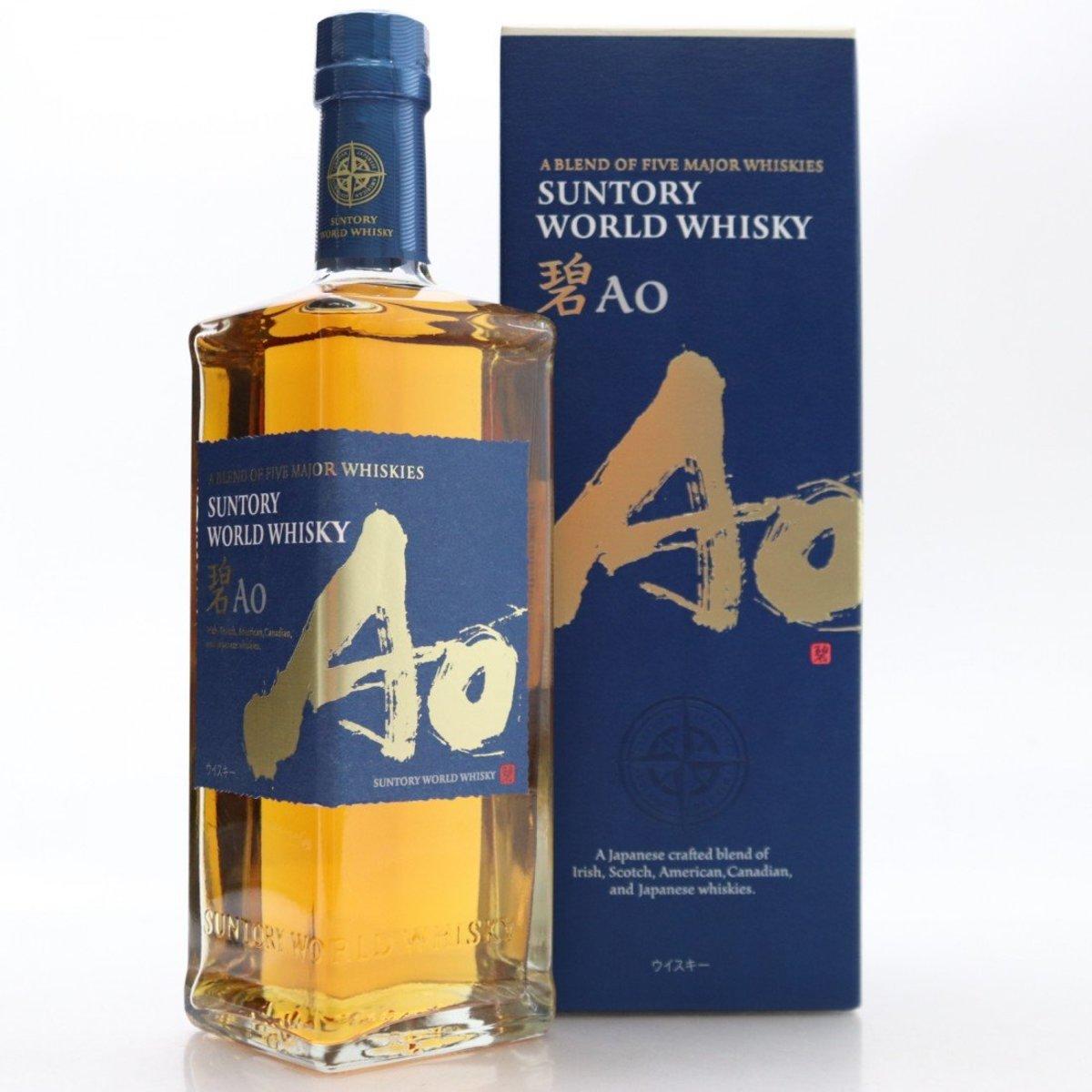 三得利 - 碧 Suntory AO World Whisky 700ml