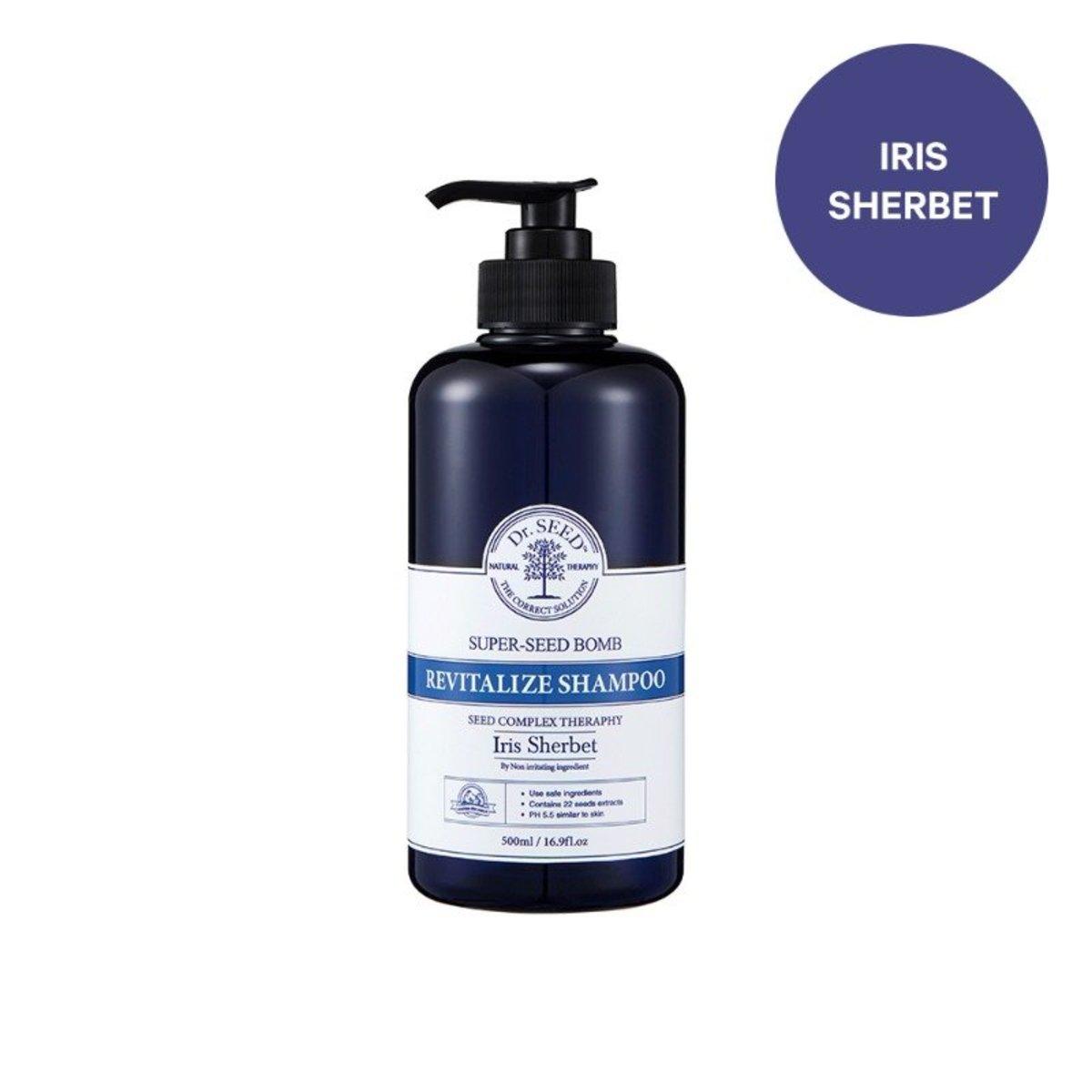 生長天然洗髮露(白蘭花味) |無矽靈|天然洗髮|防掉髮
