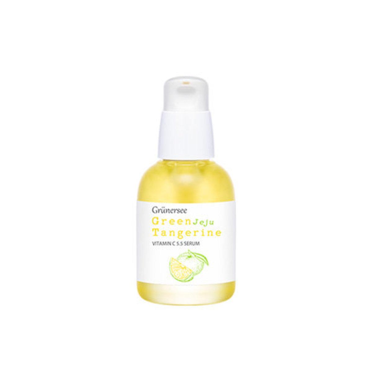 Green Jeju Tangerine Vitamin C 5.5 Serum