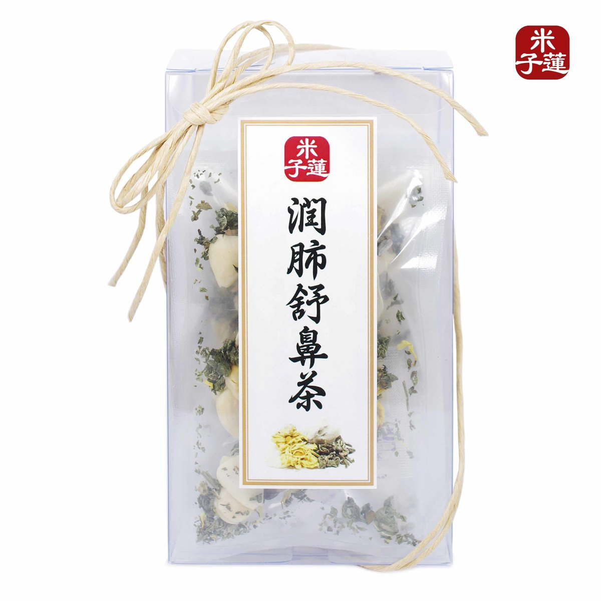 MICCHILIN Herbal Tea - Nourish Lungs and Nose Comforting