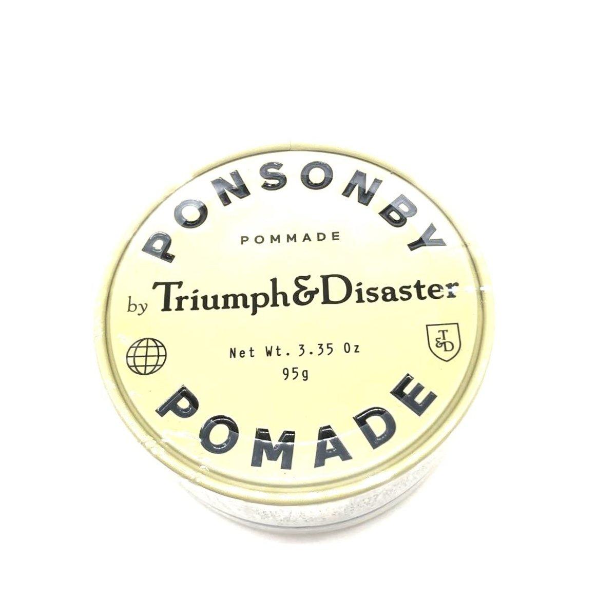 臭美男 髮膠 Triumph & Disaster Ponsonby Pomade 95G