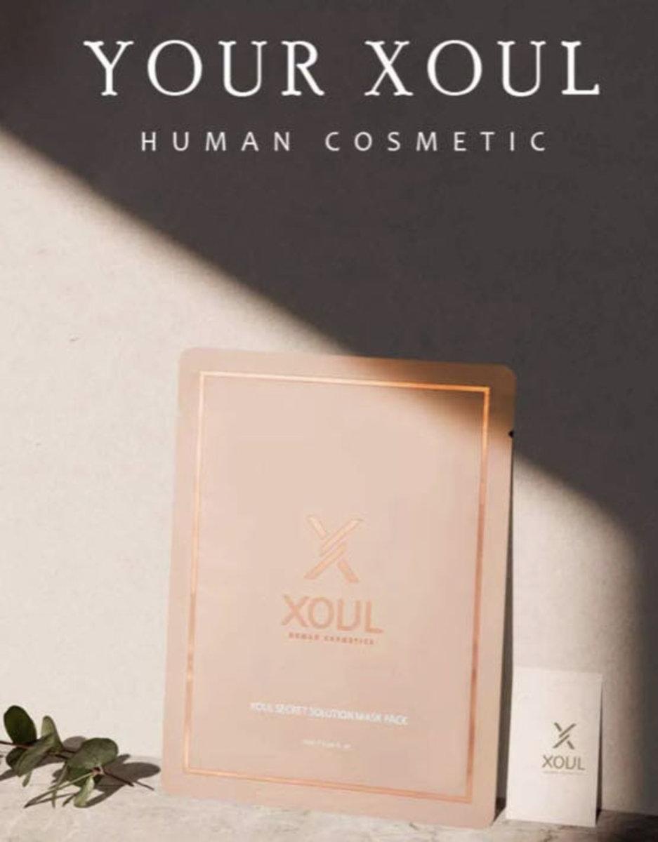 Xoul Secret Solution Mask Pack