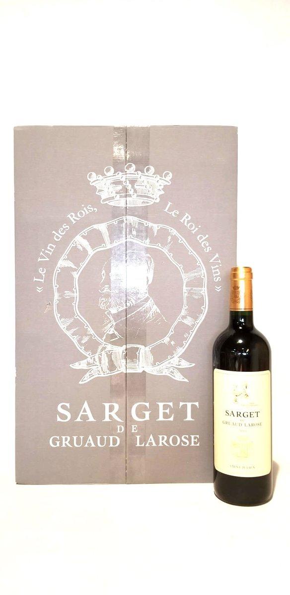金玫瑰莊園副牌乾紅葡萄酒 Sarget De Gruaud Larose Saint-Julien