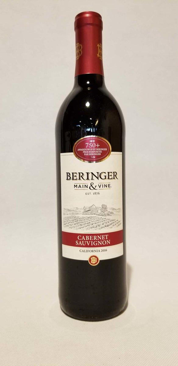 Beringer Main & Vine Cabernet Sauvignon 2016