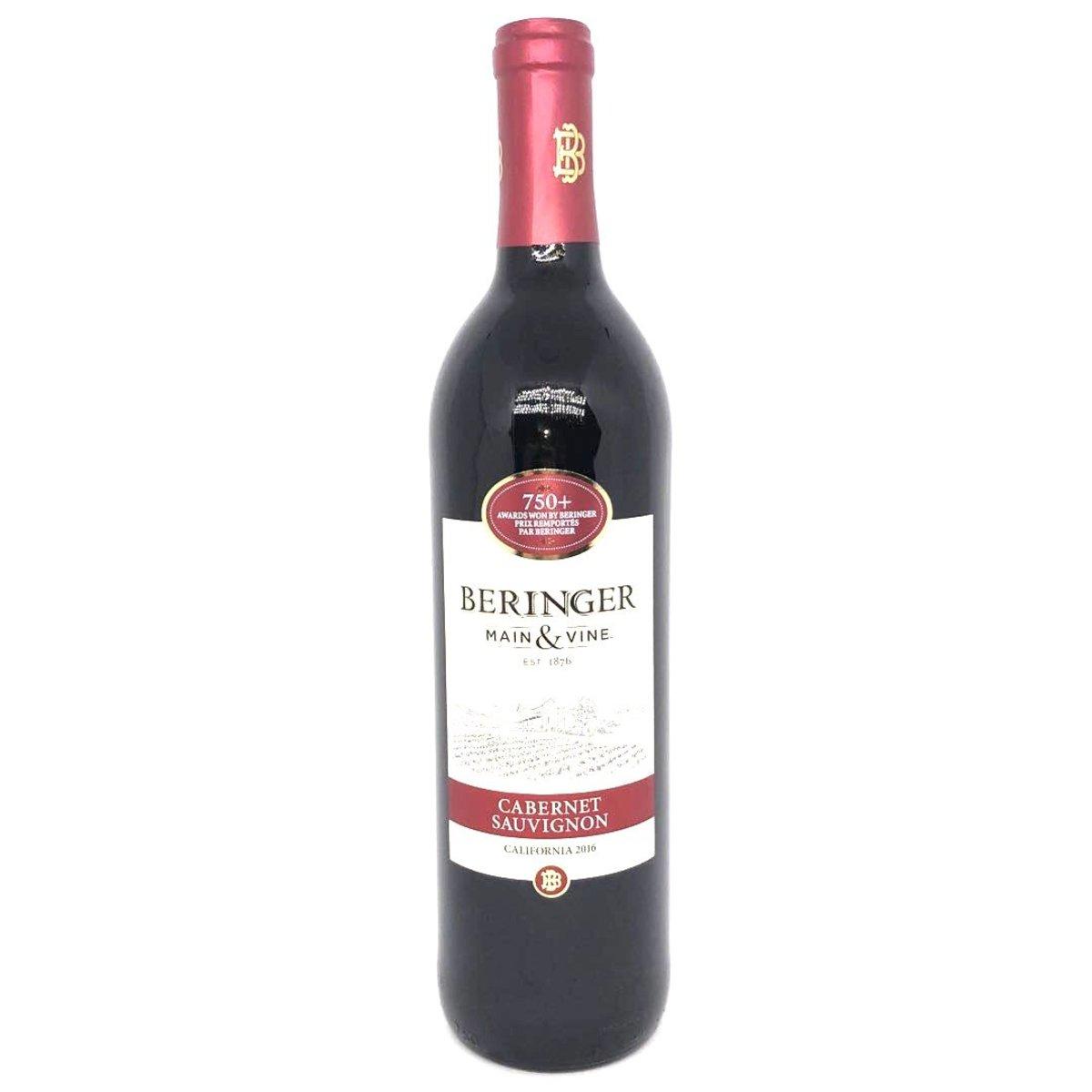 Beringer Vineyards Main & Vine Cabernet Sauvignon, Napa Valley, USA 2016