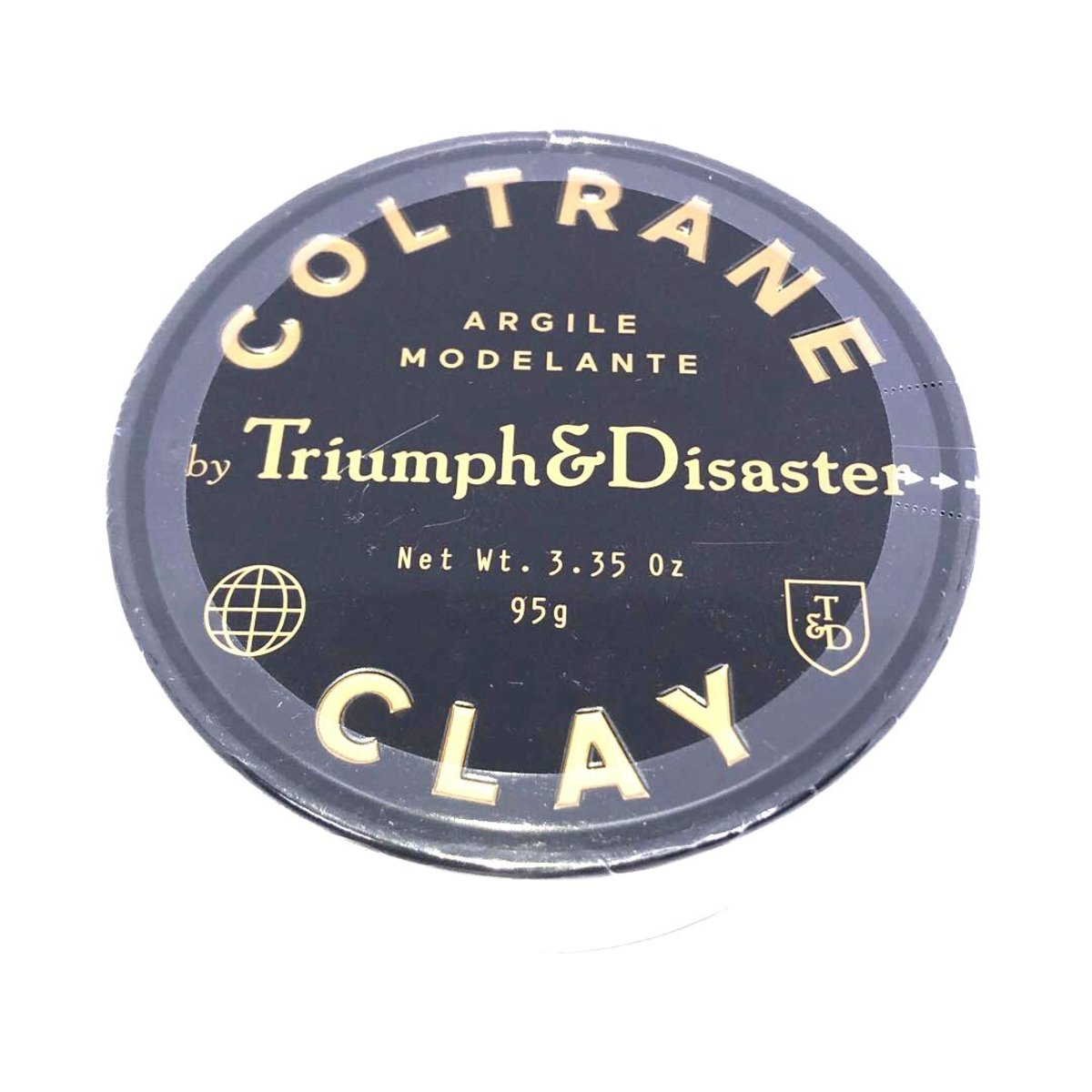 臭美男髪膏Triumph & Disaster Colntrane Clay 95G