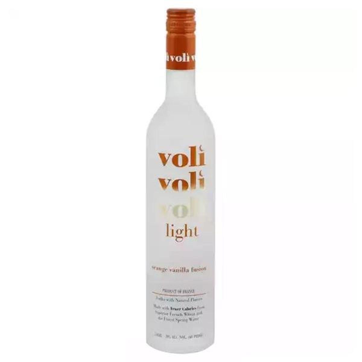 Voli Vodka Light  orange vanilla fusion