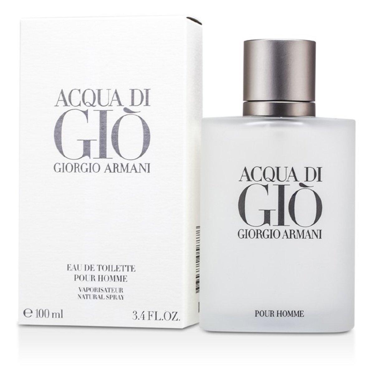 Giorgio Armani Acqua Di Gio EDT 噴霧100毫升