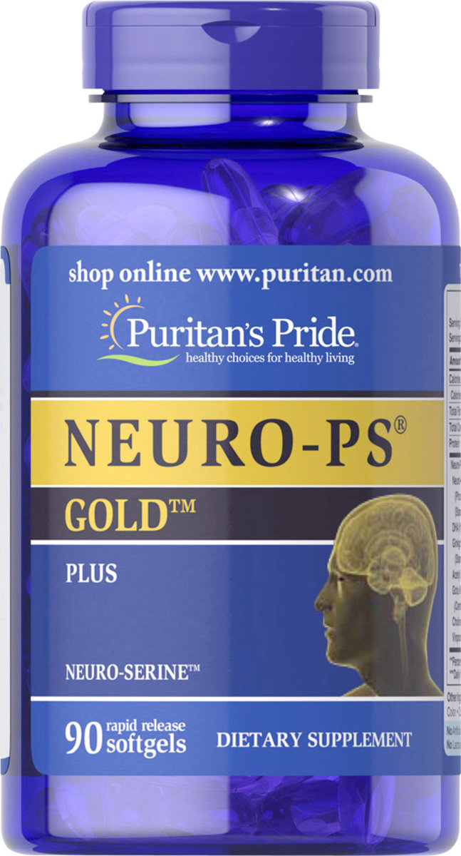 NEURO-PS® GOLD™ 90s (EXP:5/21)