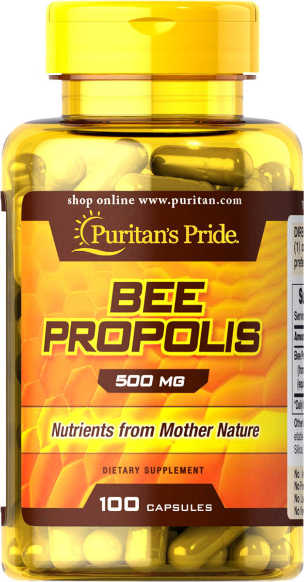 Bee Propolis  500 mg 100s [EXP 10/2020]