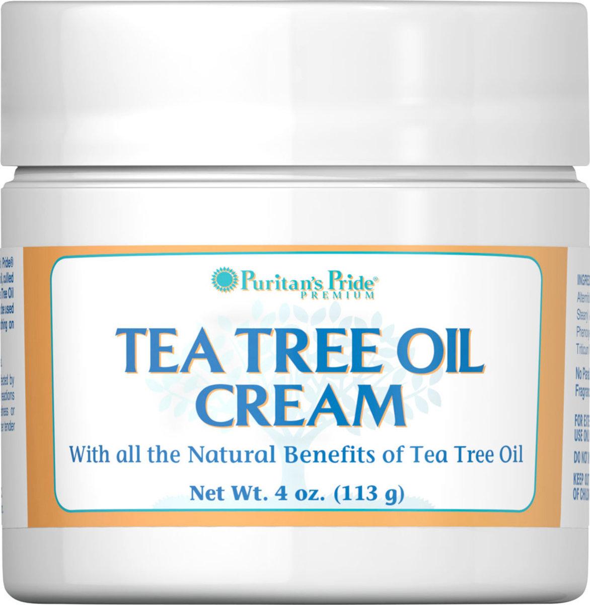 Tea Tree Oil Cream (EXP:11/19)