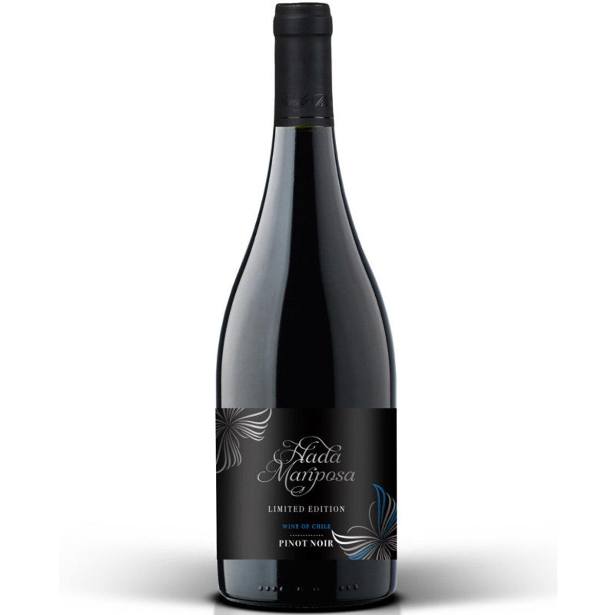 夜蝶, 黑皮諾 Hada Mariposa, Limited Edition Pinot Noir 2016