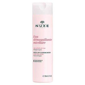 NUXE 玫瑰舒緩潔顏卸妝水 200毫升 (平行進口貨)