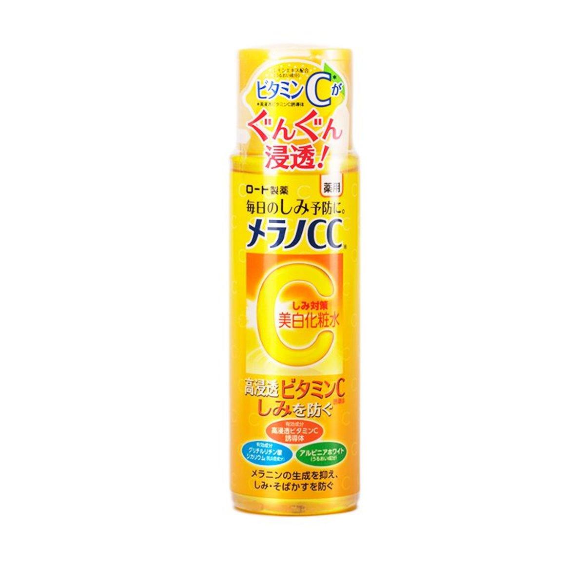 Melano CC藥用美白保濕化妝水 170ml (平行進口貨)