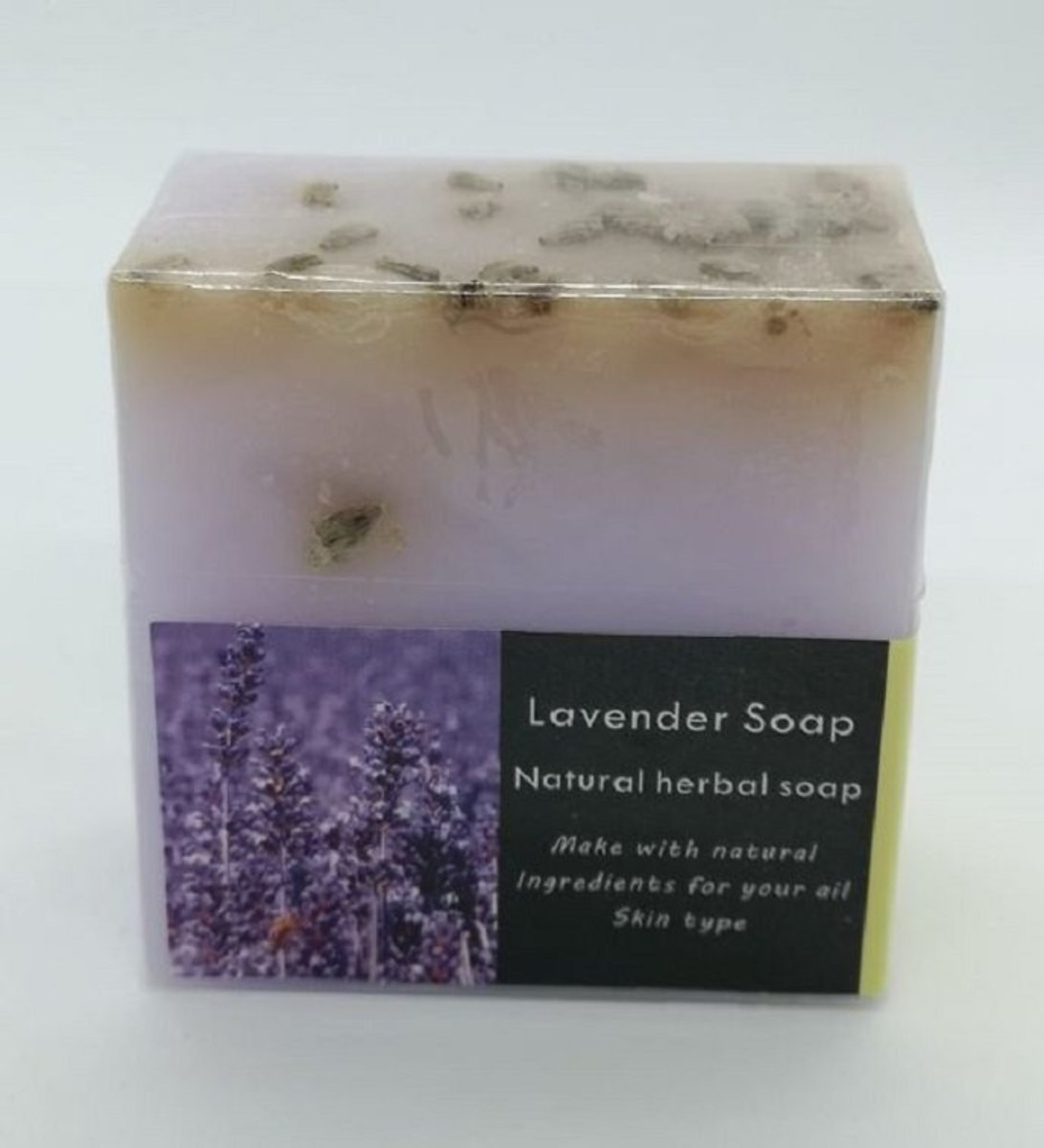 Thai Lavender Handmade Soap
