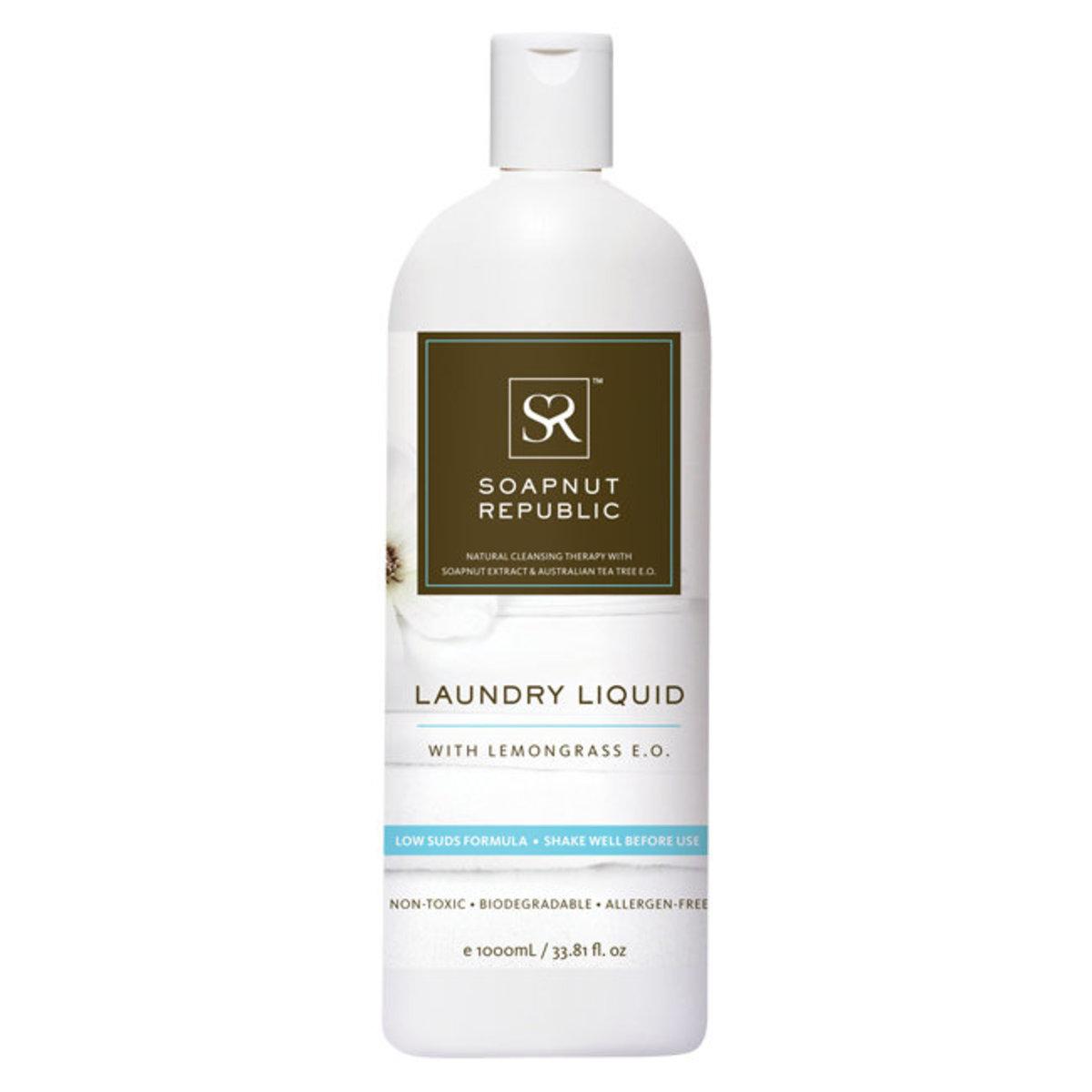 Laundry Liquid - Lemongrass Essential Oil