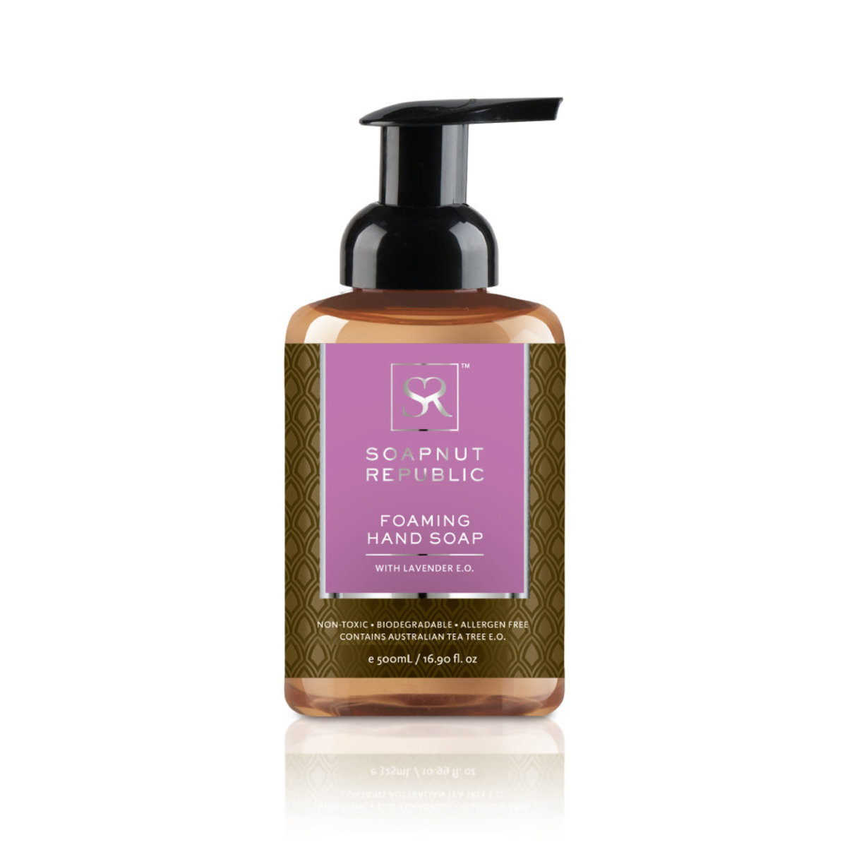 Foaming Hand Soap - Lavender Essential Oil