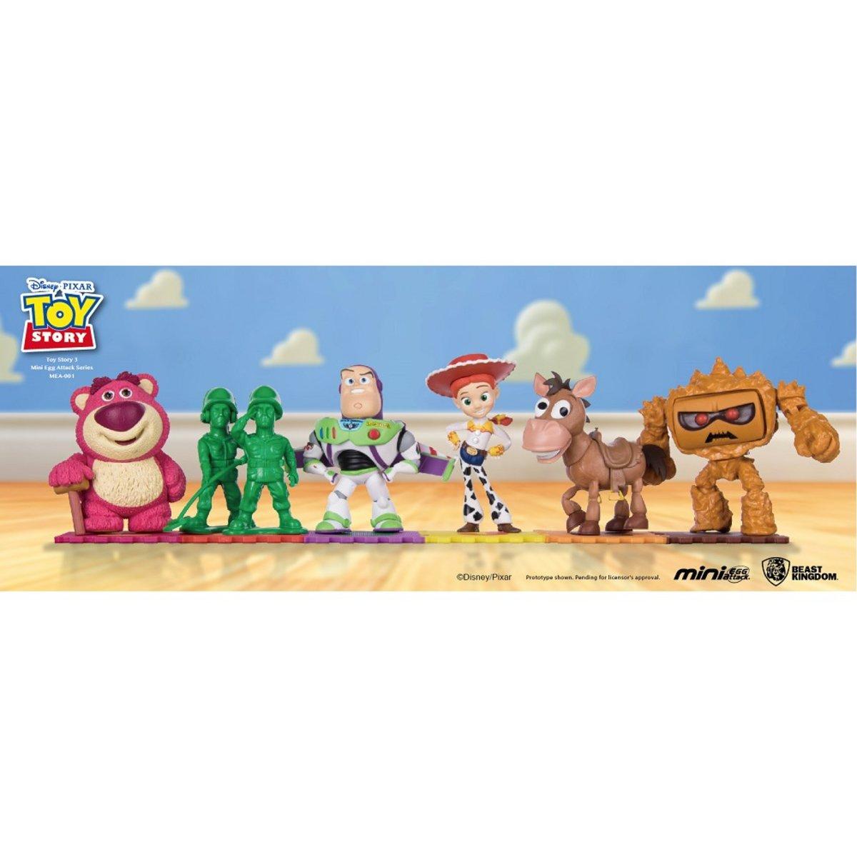 反斗奇兵成員模型 (1) (一套六款)|Disney 系列收藏品玩具