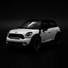 Diecast cars Mini Cooper Countryman1:24 Model Cars Toy