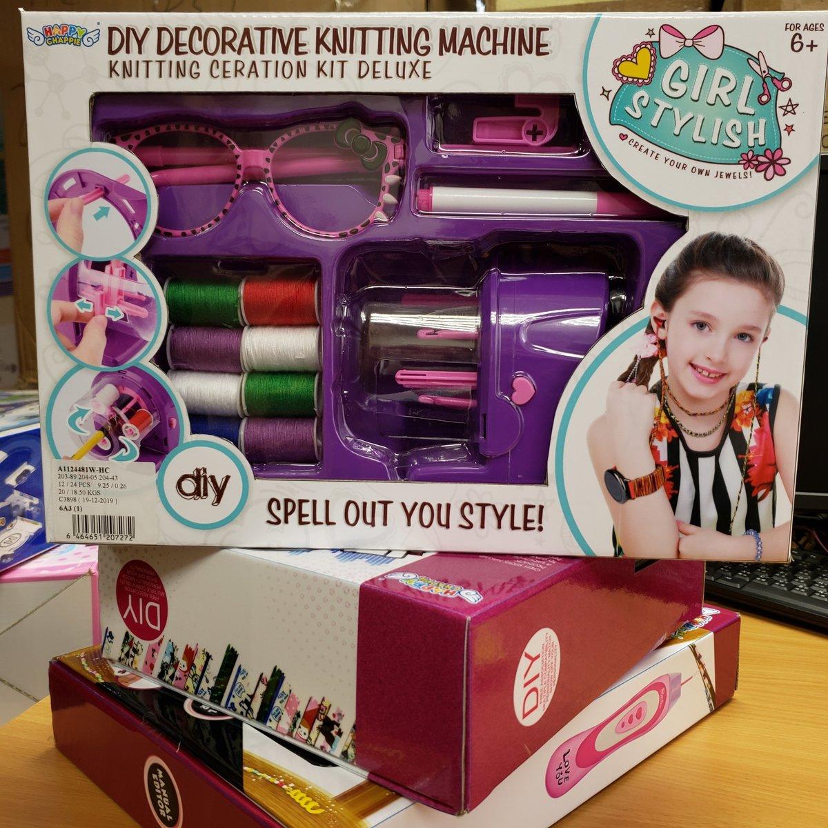 Toyslido 兒童 DIY 扮靚套裝 特價陳列樣辦玩具