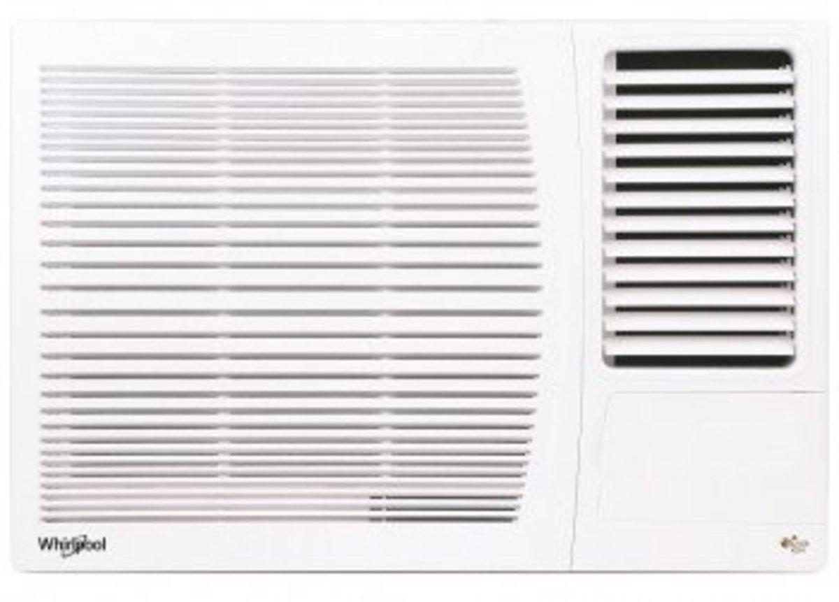 Whirlpool AWA07510N 3/4 HP Window Type (Cooling Only)