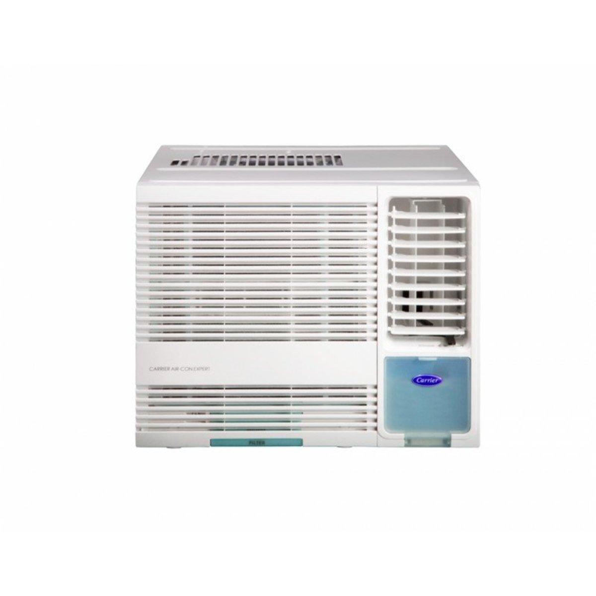 開利 CHK07LNE  3/4匹窗口式冷氣機 [淨冷型]