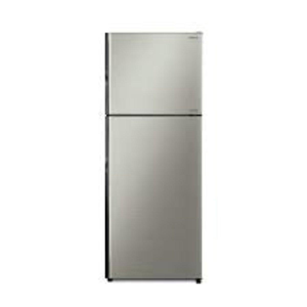 HITACHI R-V480P8H-BSL 408L 2-door Refrigerator(Brilliant Silver)
