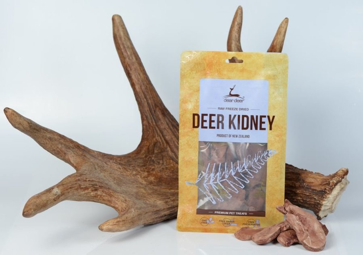 Deer Kidney (Freeze Dried)