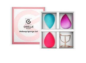 Giselle 美妝蛋粉撲套裝 (3個美妝蛋 +1個支架) 114克