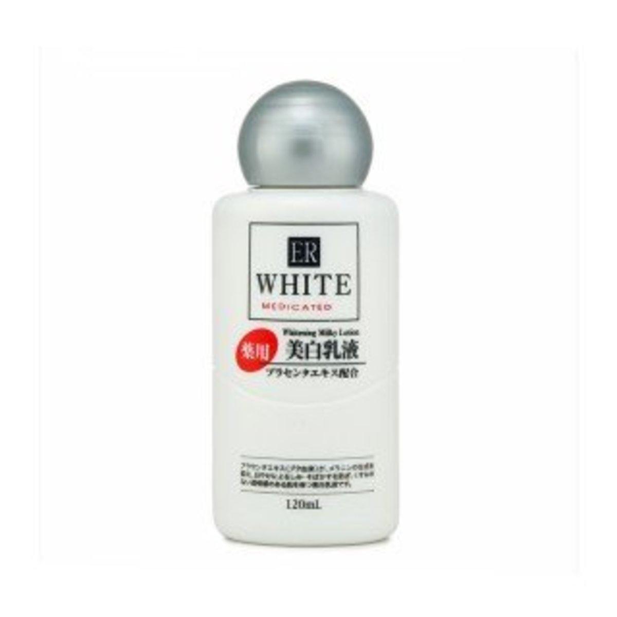 ER Whitening Milky Lotion 120ml