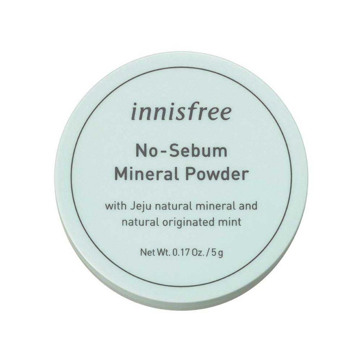 No Sebum Mineral Powder 5g