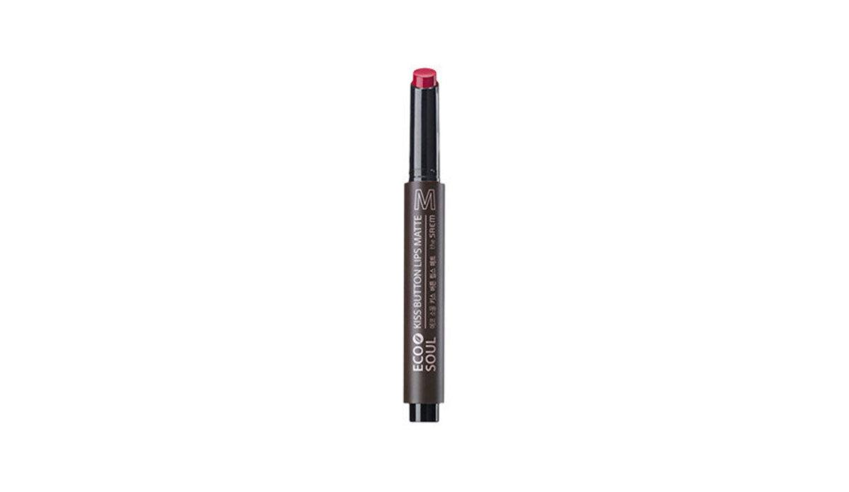 Matte Button Lipstick # M05 2g
