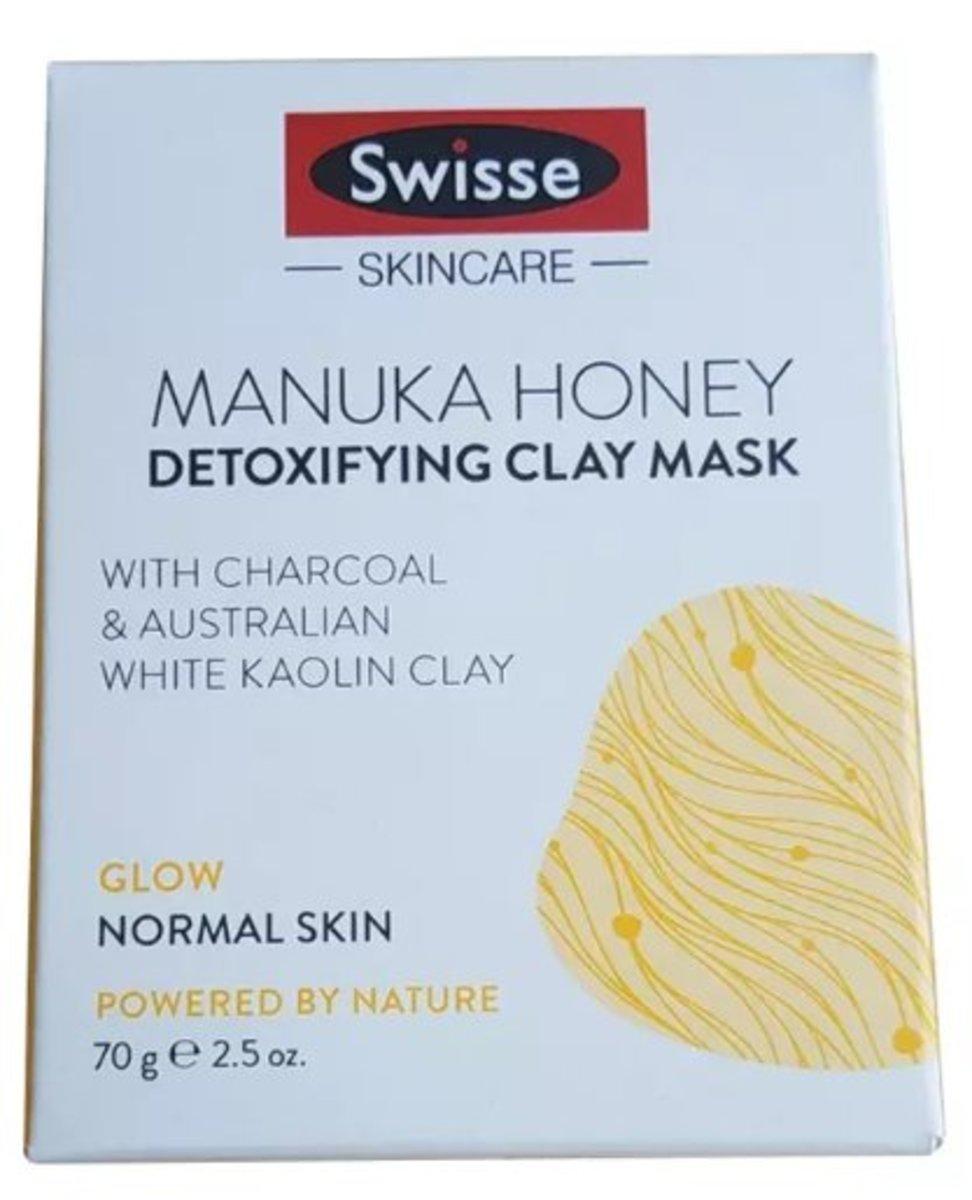 Manuka Honey Detoxifying Facial Mask 70g