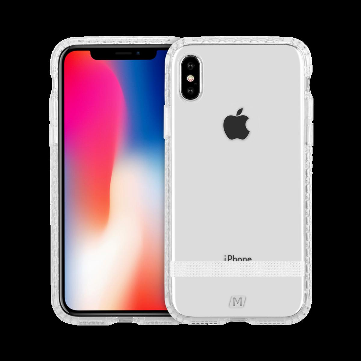 Apple iPhone XS 5.8 Hybrid Case Transparent MCAP18ST