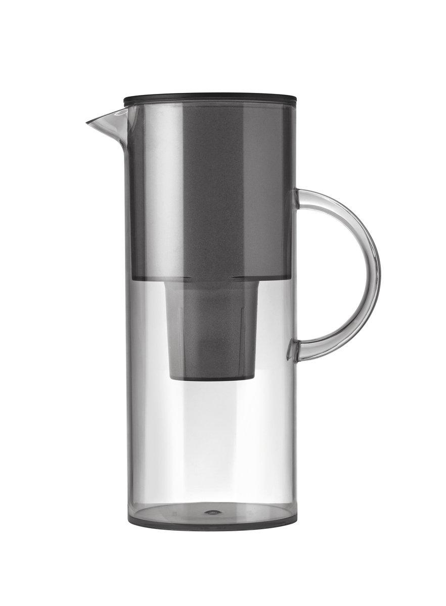 EM水壺帶濾水器,煙灰色,2升