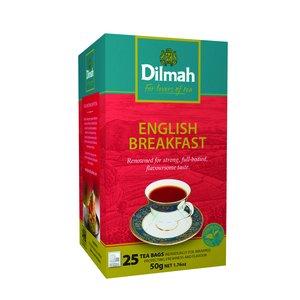 Dilmah 英式早餐紅茶25片