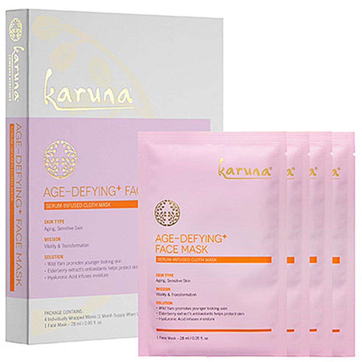 Karuna Anti Defying Mask 4pcs
