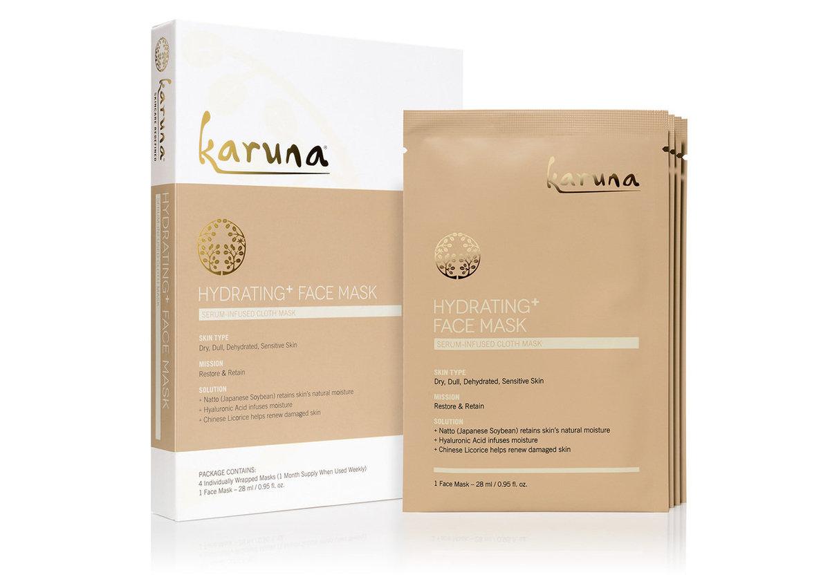 Karuna Hydrating Mask 4pcs