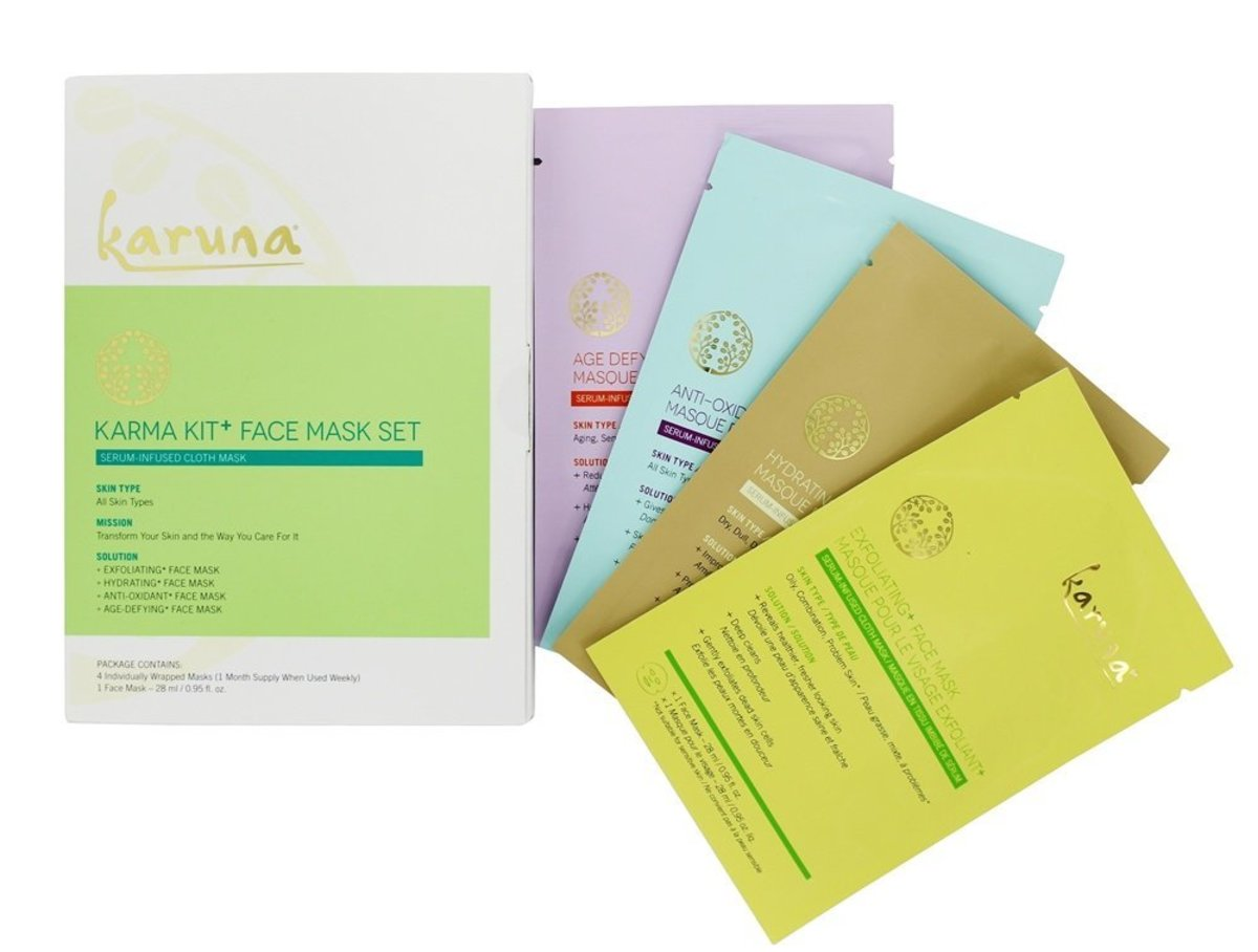 Karma Kit - Variety Pack 4pcs