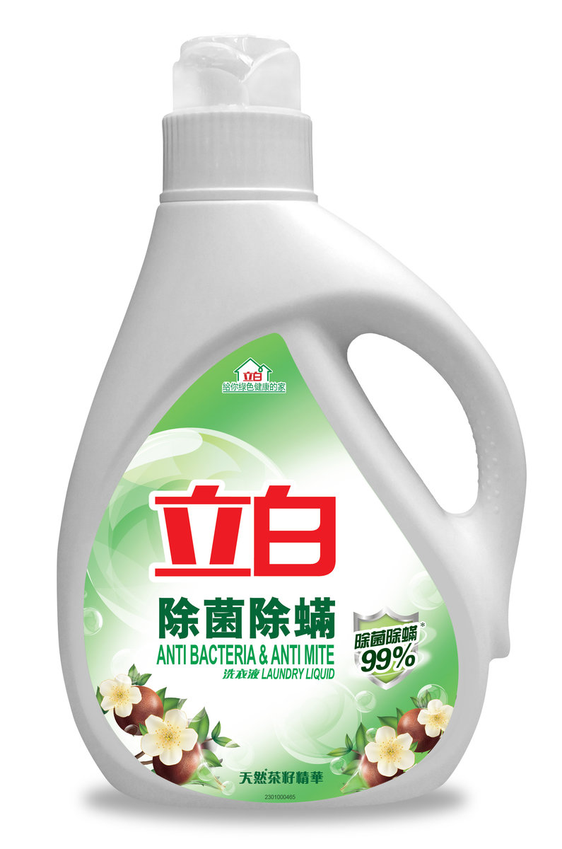 立白除菌除蟎洗衣液